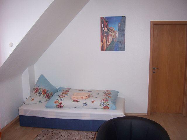 Appartements Oberhausen Leutl: Einzelzimmer