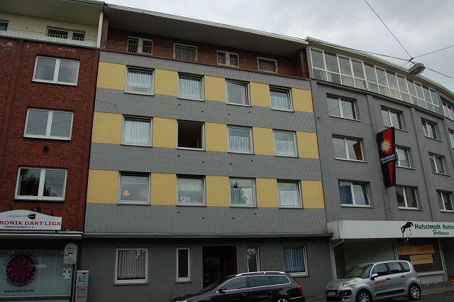 Appartements Oberhausen Leutl: Aussenansicht Friedrich-Karl-Str.