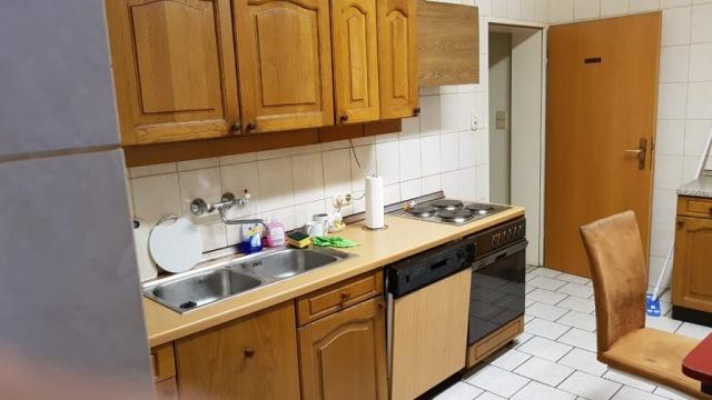 Appartements Oberhausen Leutl: Küche